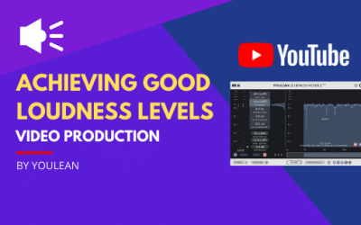 How to Edit a Video to Achieve Good Audio Loudness on YouTube?