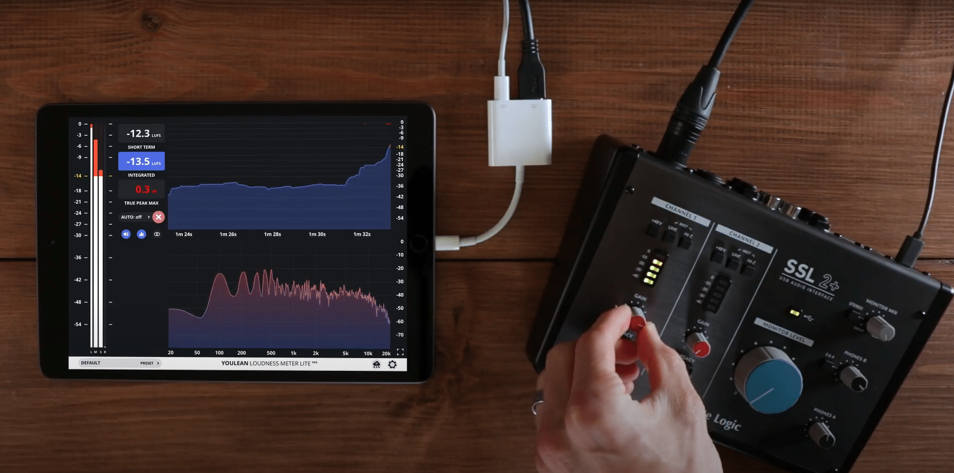youlean loudness meter lite